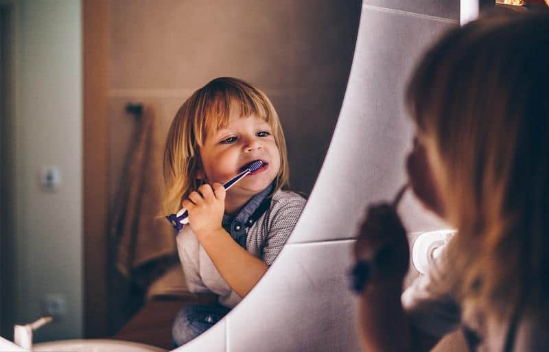Tooth Discoloration in Toddlers: Causes and Problems